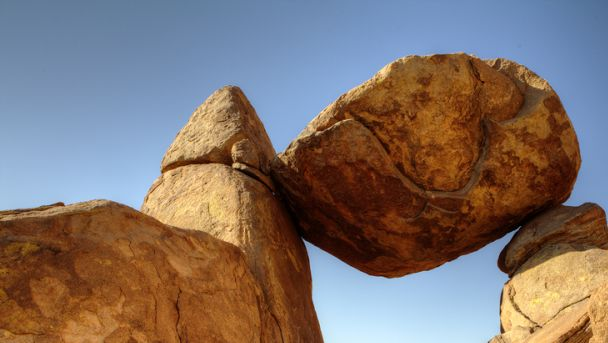 Can God make a rock so big He can't lift it?